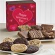 Valentine Cookie & Brownie Combo - Gourmet cookies & brownies make a delightful gift