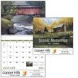 Spiral Scenic Memories Appointment Calendar - Spiral Scenic Memories Appointment, 13 month calendar