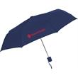 "The ONE - 42"" arc mini fold umbrella with matching plastic handle."