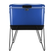 Coleman® 54-Quart Cooler Stand With Classic Cooler - 54-quart steel-belted cooler with stand