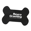 Recycled Tire Dog Bone Shaped Pet Mat - Bone-shaped pet mat that's made from 100% post-consumer recycled tires and is made in the USA.