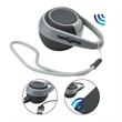 Grip Bluetooth® Speaker - Bluetooth speaker; loop hook with wrist strap, built-in microphone and splash-proof water resistance.