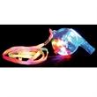 "2 1/2"" LED Whistle Necklace"
