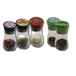Salt and Pepper / Spice Cruets - Spice shakers for various toppings / flavors like sprinkles, salt, pepper, and more.