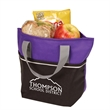 Non-Woven Carry-It™Cooler Tote - Insulated tote made of non-woven polypropylene.