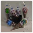 Cocoa Cones - Cocoa Cone - in cone shaped bag