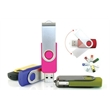 USB Flash Drive Rotating Swivel Spin USB Drive Free Shipping