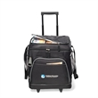 Islander Wheeled Cooler - Wheeled cooler with three stage telescoping handle.