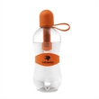 bobble®classic w/ tether cap 18.5 oz - 18.5 oz. filtered water bottle with soft-touch integrated tether cap.