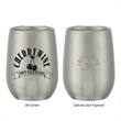Stainless Steel Stemless Wine Glass - Stainless Steel Stemless Wine Glass