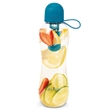 bobble infuse - 20 oz - 20 oz infused water bottle with iconic bobble shape and style.