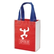 Color Combination Non-Woven Gift Tote