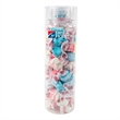 27 oz Cylinder Bottle with Taffy - 27 oz. cylinder bottle (lightweight and BPA free) filled with taffy