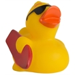 Surfer Rubber Duck - Rubber duck with Surfer theme