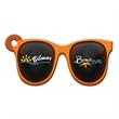 Full Color Luggage Tag - Sunglasses