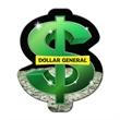 Dollar Sign Shaped Full Color Coaster - Dollar sign-shaped full-color coaster made of cork material