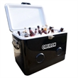 BREKX Party Cooler - 54QT Cooler with Bluetooth Speakers (B - BREKX Party Cooler - 54QT Cooler with Bluetooth Speakers - Speakers built into front of cooler.
