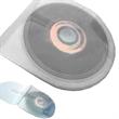 Transparent CD Holder