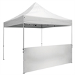 Premium 10' Tent Half Wall Kit (Unimprinted) - Tent walls let you customize your tent for a truly unique look.