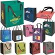 Metro Enviro-Shopper - 85GSM - Non woven reusable 85 GSM two tone tote bag, an Eco-Responsible™ product.