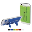 Quick-Snap Mobile Device Pocket/Stand - Mobile device pocket/stand.