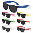 Kids Classic Sunglasses - Kid's plastic sunglasses with lenses that offer UV400 protection.