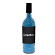 Wine Bottle With Candy, Mints, Gum, or Chocolate