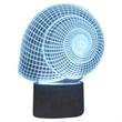 3D Shell LED Light