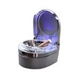 Mini LED Light Portable Ashtray