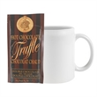 11 oz. Ceramic C-handle Classic Mug with Hot Chocolate Mix - 11 oz ceramic c-handle mug with hot chocolate mix.