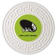Aztec Aquaguard Coaster - Aztec design ceramic coaster absorbs all moisture. Cork backing for protecting furniture.