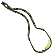 "5/8"" Tubular Polyester Dye-Sublimated Eyewear Retainer - 5/8"" x 17"" dye-sublimated tubular eyewear trainer lanyard for workshops, athletes and more."