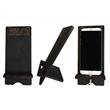 Wood Cell Phone Holder - Cell phone holder.