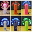 LED Message Flashing Fan