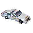 Foldable Die-cut Sheriff Car, Full Color Digital - Foldable Die-cut Sheriff Car,Full Color Digital