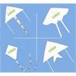 White Terylene Kite