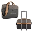 Solo® Frequency Briefcase - Solo® fully-lined Solo Gravity Collection Frequency Briefcase