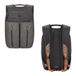 Solo(R) Eclipse Backpack - Solo (R) Gravity Collection Eclipse Backpack is fully lined and constructed with two-tone front pockets.