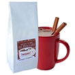 Gourmet Hot Chocolate - White Foil - Gourmet hot chocolate, each white foil 8 oz package yields 6 - 8 mugs of hot cocoa.