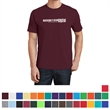 Port & Company Fan Favorite Tee - 4.5 oz. t-shirt made from 100% ring-spun cotton with 30 singles and a private label option