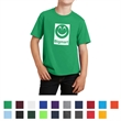 Port & Company Youth Fan Favorite Tee - 4.5 oz. youth t-shirt made from 100% ring-spun cotton with 30 singles and a private label option