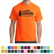 Port & Company® - 50/50 Cotton/Poly T-Shirt - 50/50% Cotton/Poly T-Shirt.
