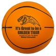 "5"" Foam Basketball - Solid colored foam basketball, 5""."