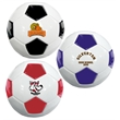 Mini Synthetic Leather Soccer Ball Size 1 - Mini synthetic leather soccer ball, size 1.