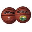 """Wilson® Composite Leather Basketball - Composite leather basketball; 29.5"""" in circumference."""