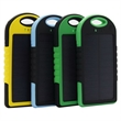 Rechargeable 5000mAh Water -Resistant Solar Power Bank