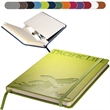 Tuscany™ Journal - Soft faux leather writing journal.