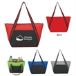 Non-Woven Kooler Tote Bag - Non-Woven Insulated Kooler Tote.  Made of Combination 80 Gram Non-Woven, Coated Water-Resistant Polypropylene and 600D Polyester.