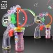 Multi-Size Bubbles LED Bubble Gun With Music