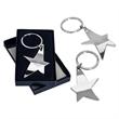 The Silver Stella Key Chain